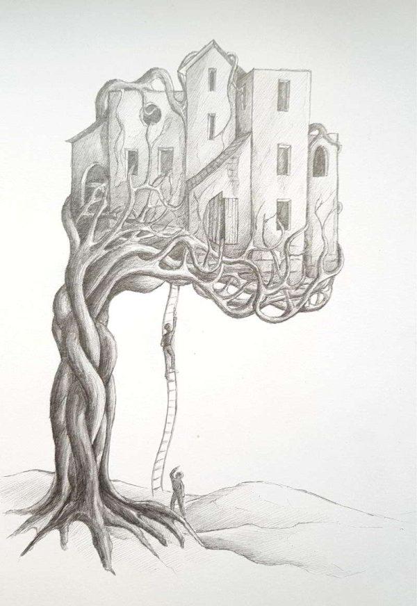 Silent-Art Zeichnung 2020-07-2