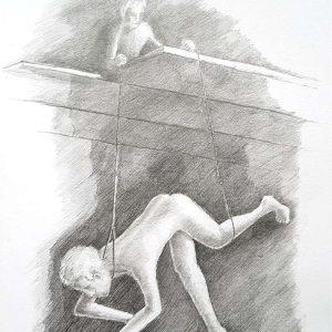 Silent-Art Zeichnung 2020-07-3