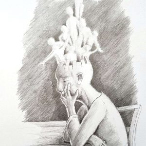 Silent-Art Zeichnung 2020-07-7