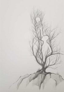 Silent-Art Zeichnung 2020-09-05