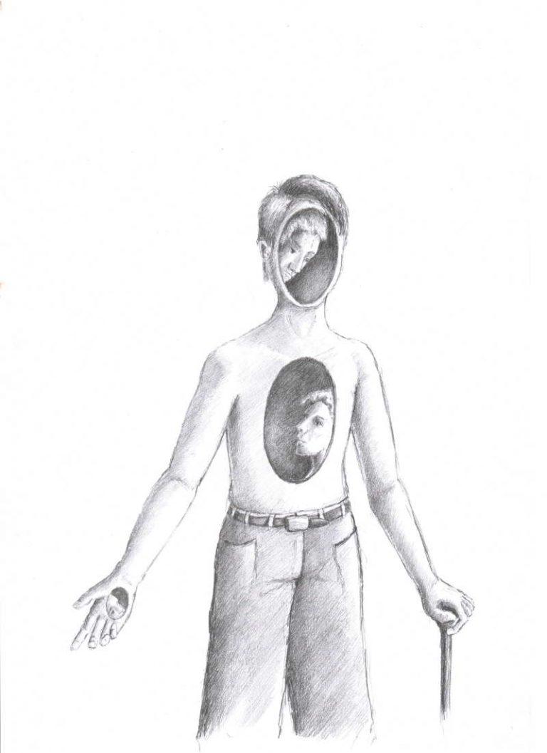 Silent-Art Zeichnung 2020-09-07