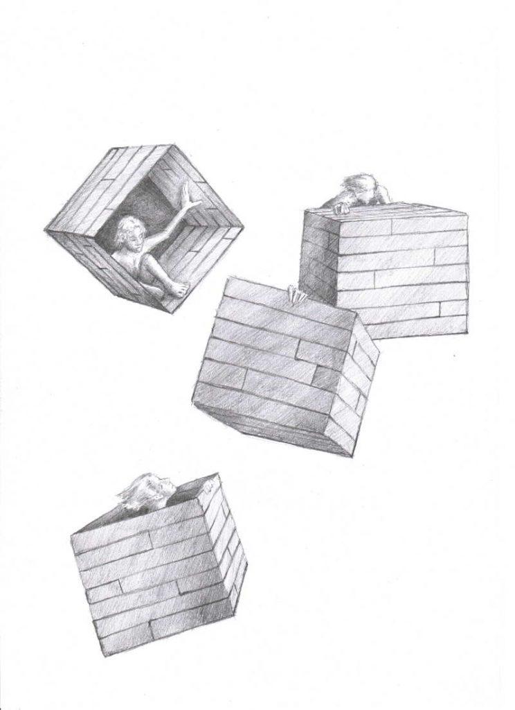 Silent-Art Zeichnung 2020-09-08