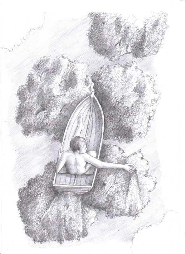 Silent-Art Zeichnung 2020-09-10