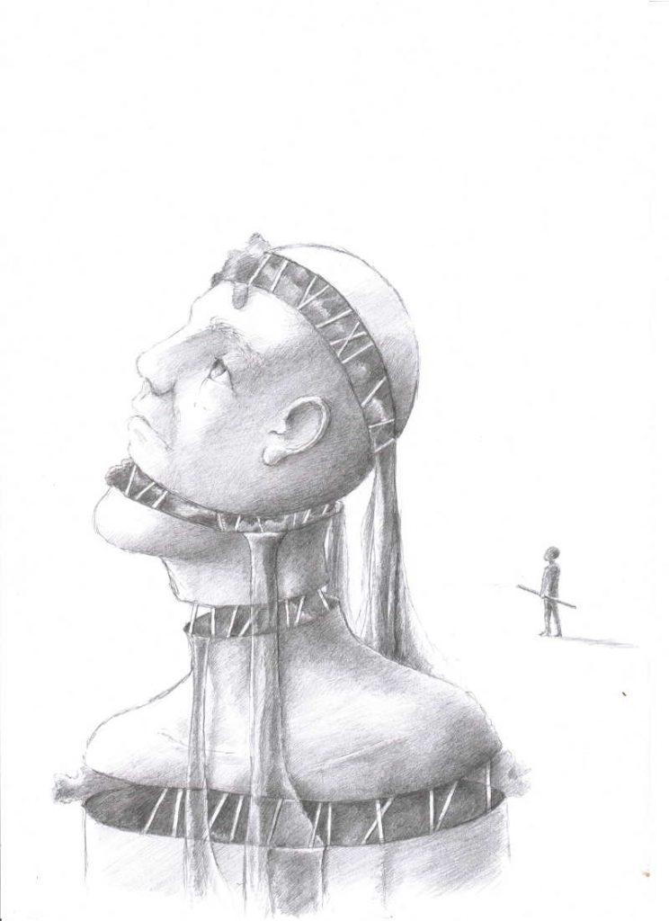 Silent-Art Zeichnung 2020-10-07