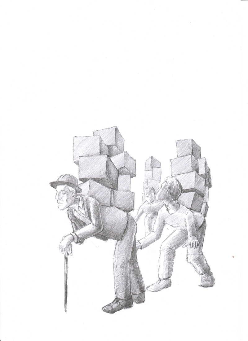 Silent-Art Zeichnung 2020-10-08