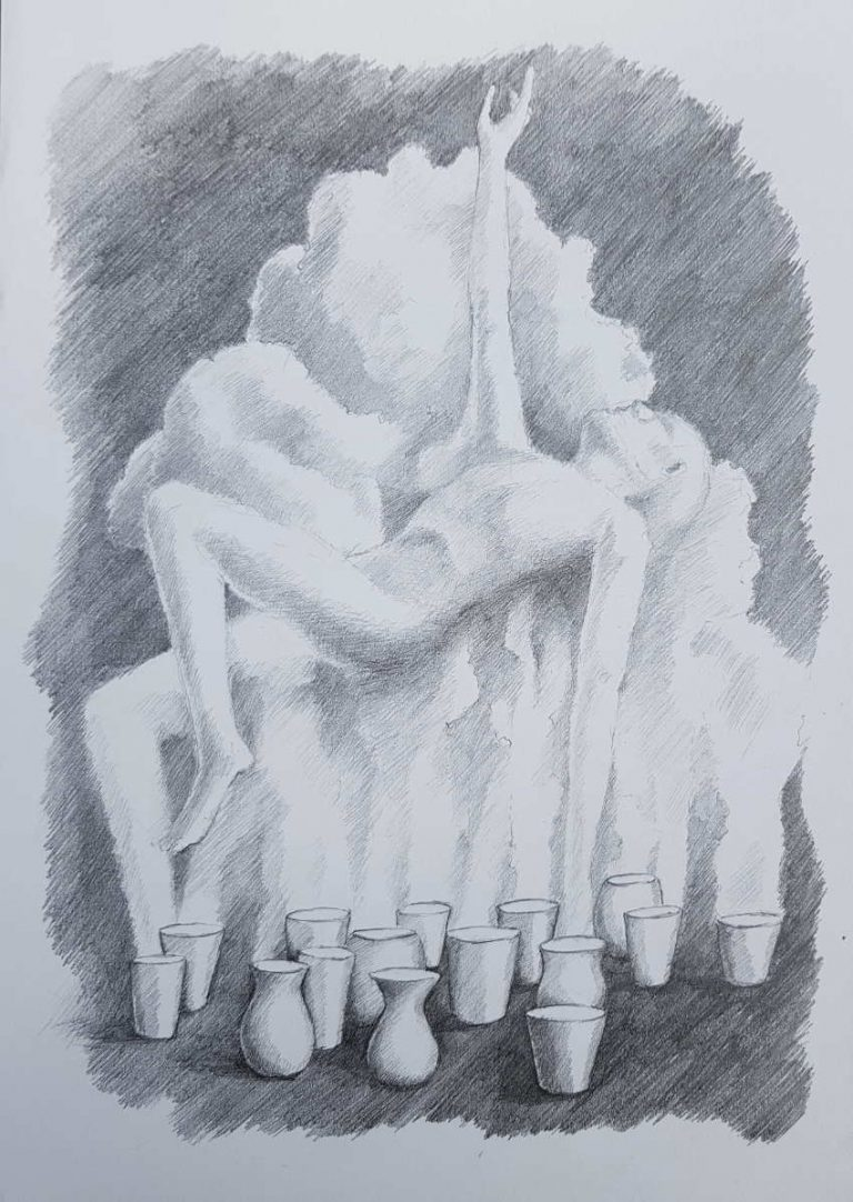 Silent-Art Zeichnung 2020-10-11