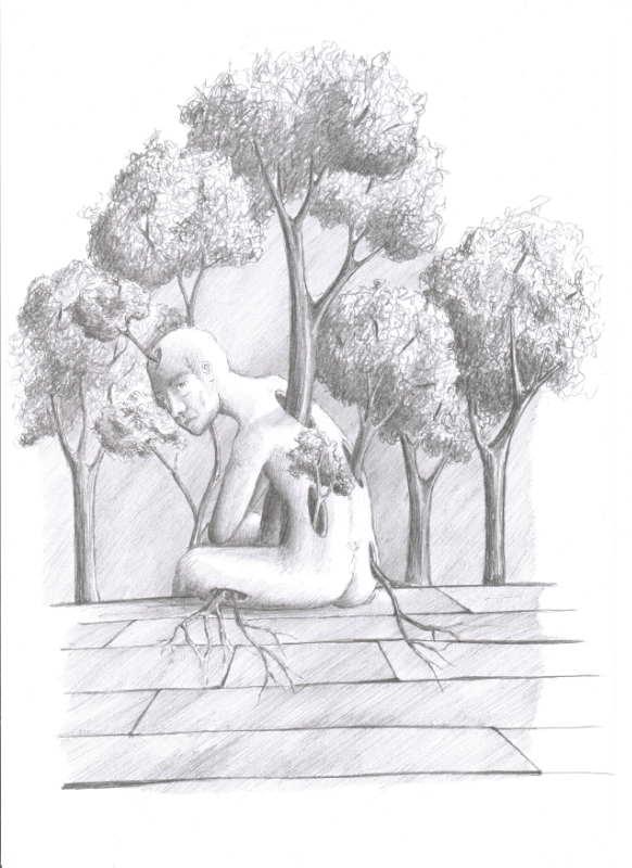 Silent-Art Zeichnung 2020-10-22