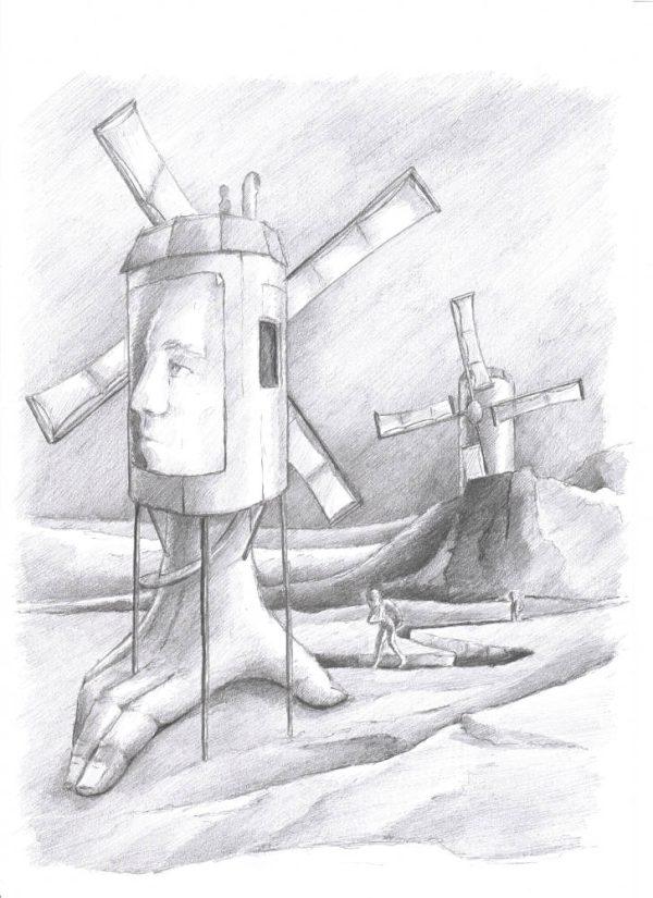 Silent-Art Zeichnung 2020-11-05
