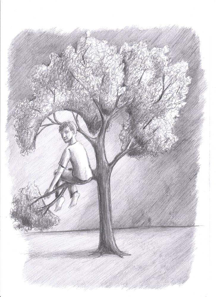 Silent-Art Zeichnung 2020-11-09