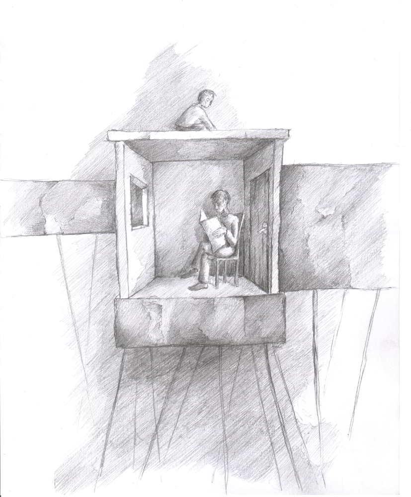 Silent-Art Zeichnung 2020-10-13