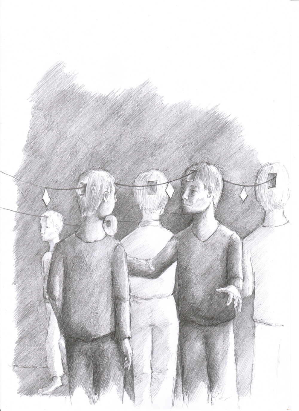 Silent-Art Zeichnung 2020-10-15