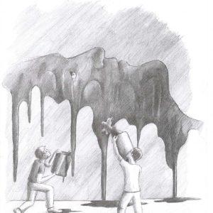 Silent-Art Zeichnung 2020-10-23