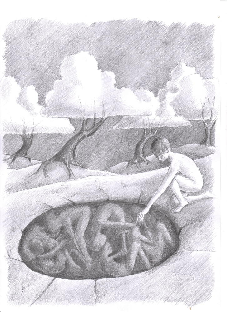 Silent-Art Zeichnung 2020-11-17