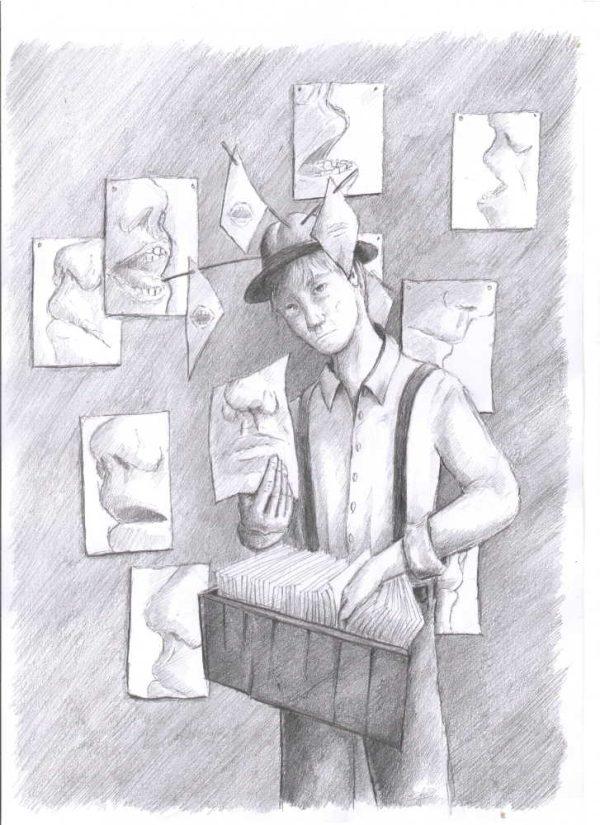Silent-Art Zeichnung 2020-11-18