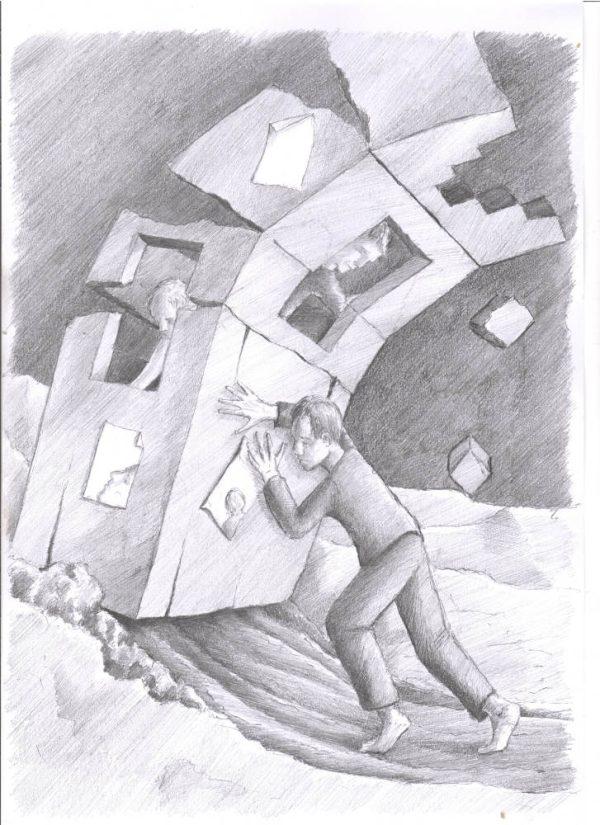 Silent-Art Zeichnung 2020-11-19