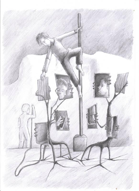 Silent-Art Zeichnung 2020-11-20