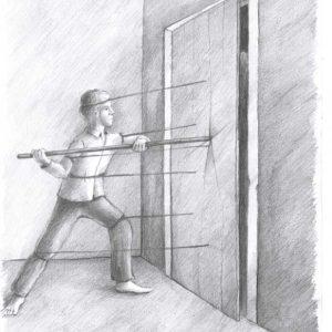 Silent-Art Zeichnung 2020-12-02