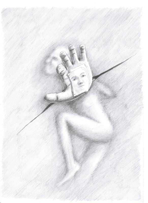 Silent-Art Zeichnung 2020-12-01