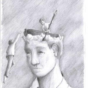 Silent-Art Zeichnung 2020-12-05
