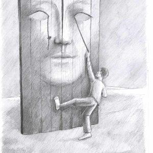 Silent-Art Zeichnung 2020-12-03