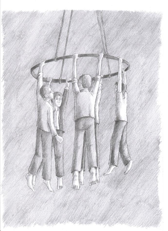 Silent-Art Zeichnung 2020-12-04
