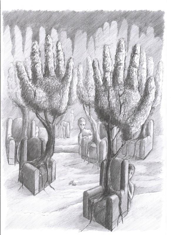 Silent-Art Zeichnung 2020-12-08