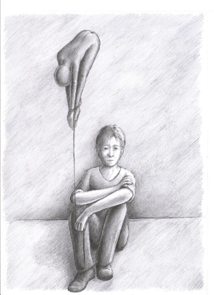 Silent-Art Zeichnung 2020-12-09