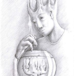 Silent-Art Zeichnung 2020-12-10