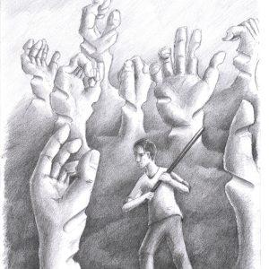 Silent-Art Zeichnung 2021-01-04