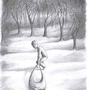 Silent-Art Zeichnung 2021-02-01