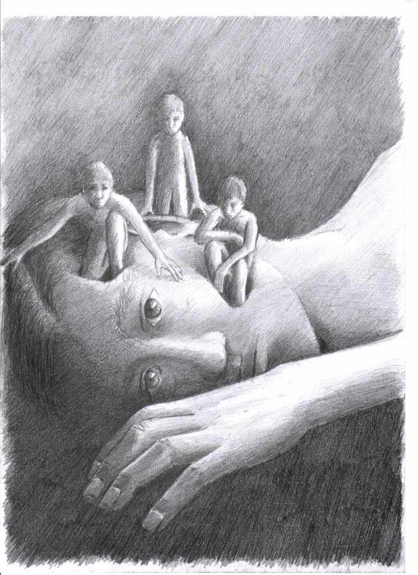 Silent-Art Zeichnung 2021-02-06