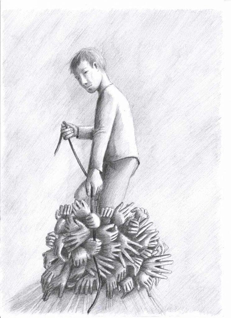 Silent-Art Zeichnung 2021-02-11