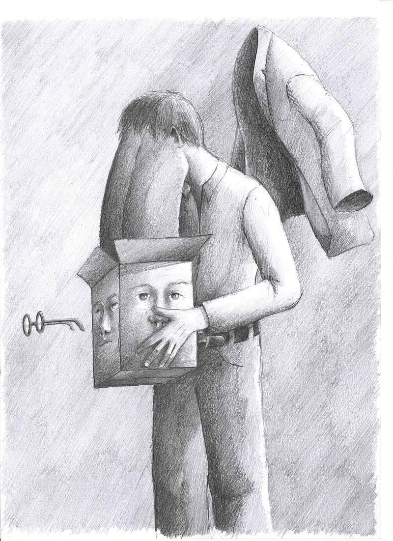 Silent-Art Zeichnung 2021-02-12