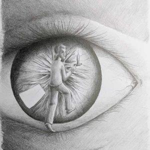 Silent-Art Zeichnung 2021-04-01