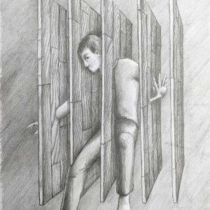 Silent-Art Zeichnung 2021-04-11