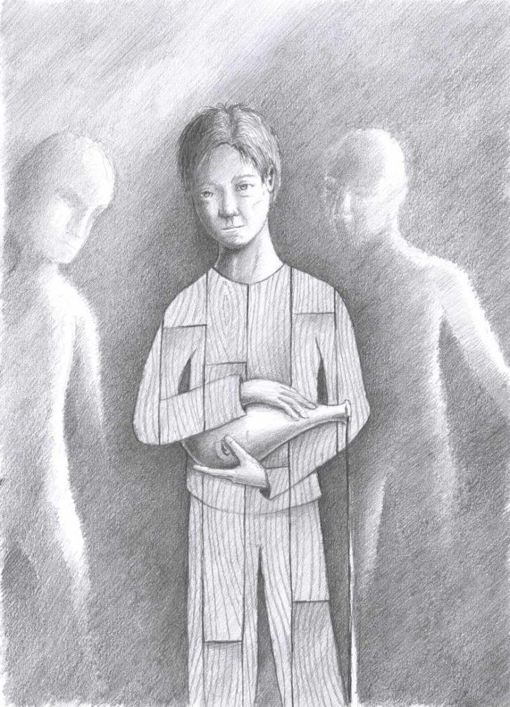 Silent-Art Zeichnung 2021-02-05