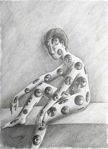 Silent-Art Zeichnung 2021-04-08