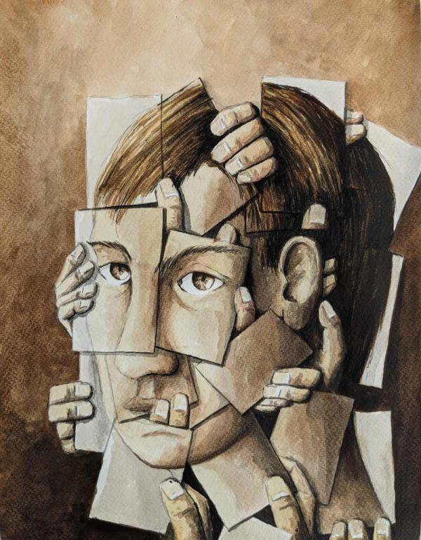 Silent-Art Gemälde Acryl 2021-06-06