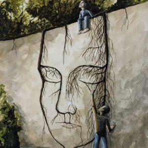 Silent-Art Gemälde Acryl 2021-06-11