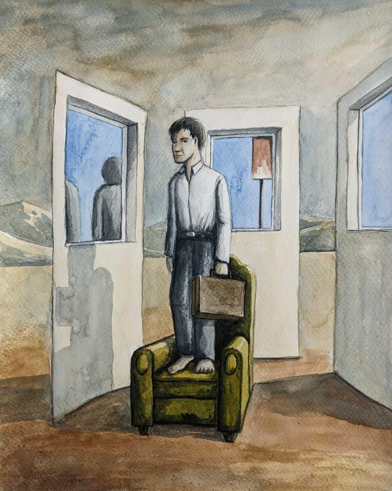 Silent-Art Gemälde Acryl 2021-06-07