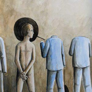 Silent-Art Gemälde Acryl 2021-06-15