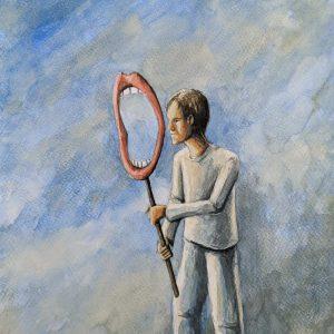 Silent-Art Gemälde Acryl 2021-06-17