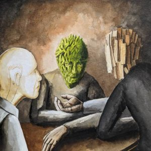 Silent-Art Gemälde Acryl 2021-08-02