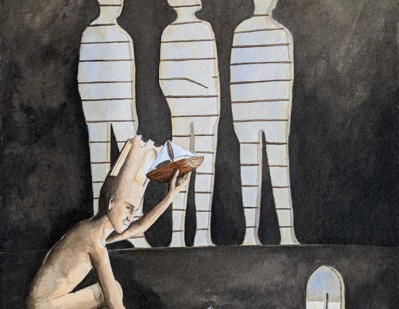Silent-Art Gemälde Acryl 2021-08-04