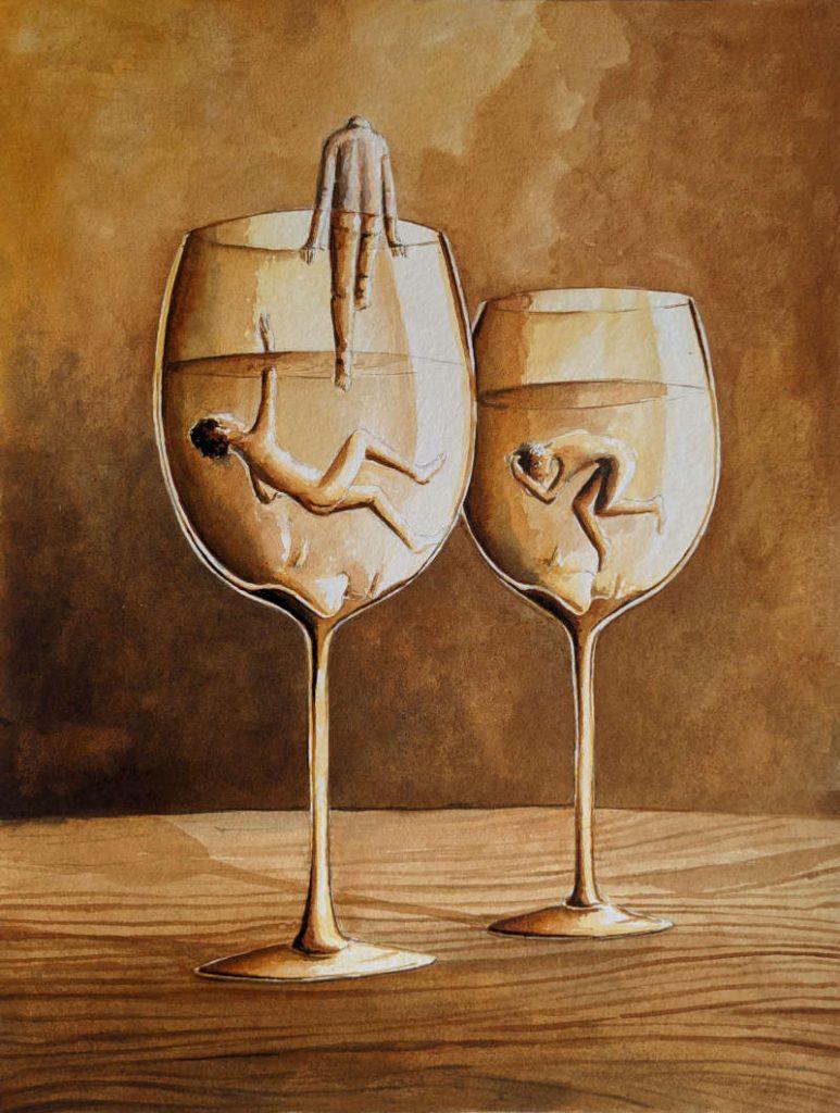 Silent-Art Gemälde Acryl 2021-08-08