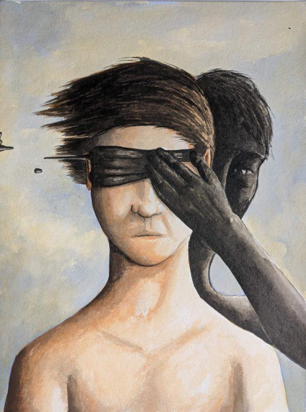 Silent-Art Gemälde 2021-08-10