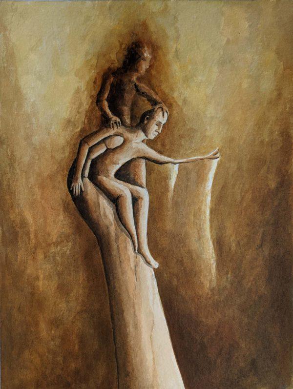 Silent-Art Gemälde 2021-08-11