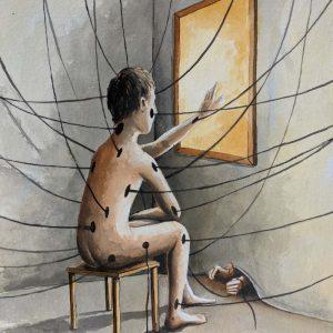 Silent-Art Gemälde 2021-08-13