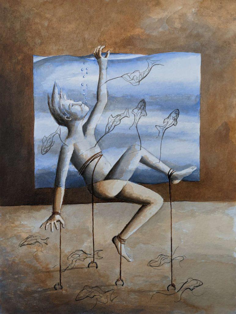 Silent-Art Gemälde 2021-09-01
